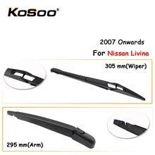 Автомобильная Задняя щетка автомобильного стеклоочистителя kosoo