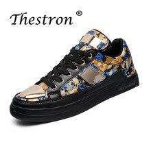 7564367f82 2018 Homens Sapatos Casuais Moda Confortáveis Sapatos Casuais Para Os Jovens  das Sapatilhas Dos Homens de