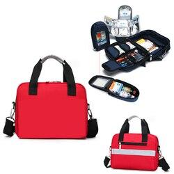 Sac de premiers soins | Kit d'urgence portatif, sac de premiers soins, sac isotherme médical pour la famille