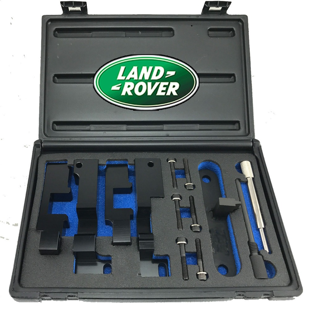 MADE IN TAIWAN  FULL SET Camshaft Timing Tool Set For Land Rover Range Rover Sport V8 3.6 Diesel Engines