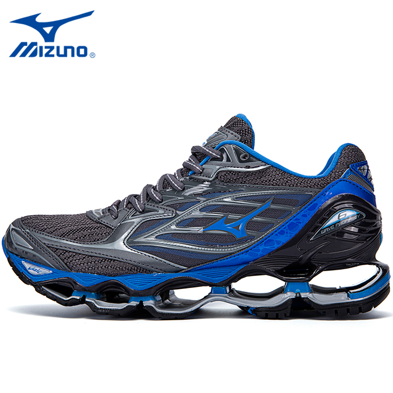 Mizuno Wave Prophecy 6 Professional Breathable Mesh Men Shoes outdoor tenis mizuno homens Weightlifting Shoes Size 40-45