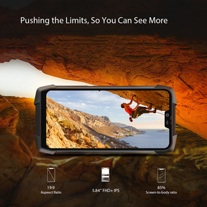 Image 4 - Blackview BV9700 פרו Helio P70 6GB + 128GB אנדרואיד 9.0 Smartphone 16 + 8MP ראיית לילה מצלמה כפולה IP68 עמיד למים טלפון נייד