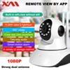 XM 1080P Wireless PTZ IP Camera Wifi CMOS Night Vision H264 PTZ IR Security Camera Motion