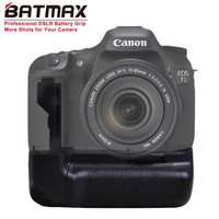 Batmax BG E7 Battery Grip for Canon EOS 7D Digital SLR Camera as BG E7 Battery Grip Work with LP E6 or 6X AA Size Battery