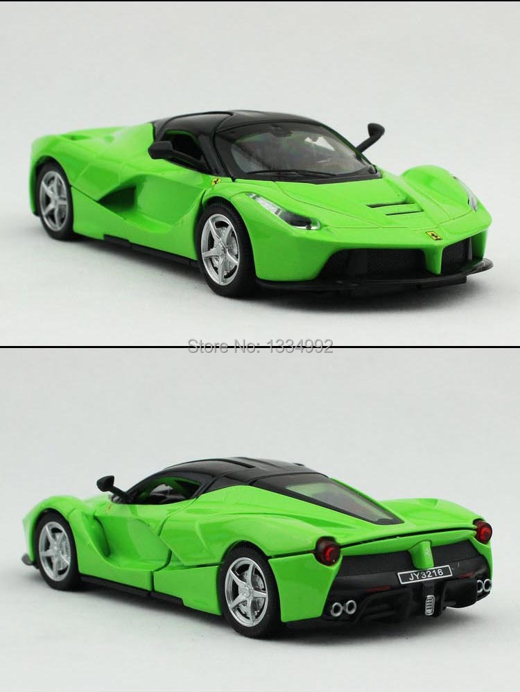 New Arrival Toy Alloy Diecast Sports Car Model Collection - Powerful sports cars