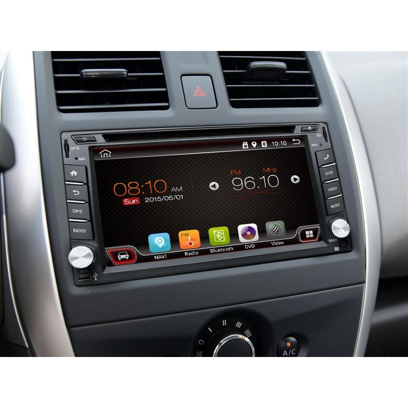 Bosion 6.2 դյույմ Android 7.1 Car DVD նվագարկիչ GPS - Ավտոմեքենաների էլեկտրոնիկա - Լուսանկար 6