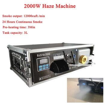 Hohe Leistung Geringer Verbrauch 1500 watt Dunst Maschine 5L Flüssigkeit Tank Nebel Maschine Für Disco DJ Party Bühne LED Wirkung ausrüstung