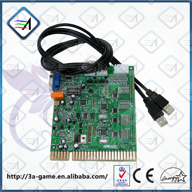 Coin Operated The Second Generation PS3 Timer Board Jamma Contoller to PS3 Games wolfenstein the new order ps3