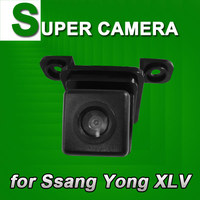 CCD Car Reverse Back Up Parking vehicle Camera for 2016 Ssang Yong XLV rear view cam waterproof HD