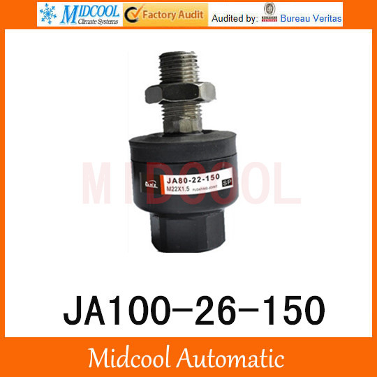 Free sipping SMC floating joints JA100 26 150 applicable cylinder thread size