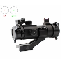 2018 High Quality Metal Hunting Sights Inclined Wall Red Dot Sight M3 Fiber Outdoor Hunting Optics