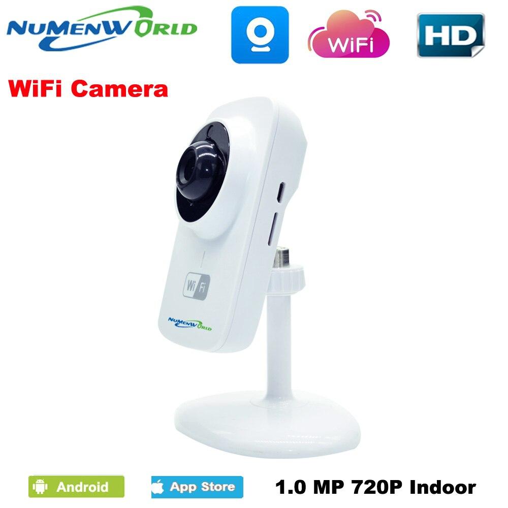HD Mini Wifi IP Camera Wireless  – SD Card P2P Baby Monitor/CCTV Security Camera/Mobile Remote Cam
