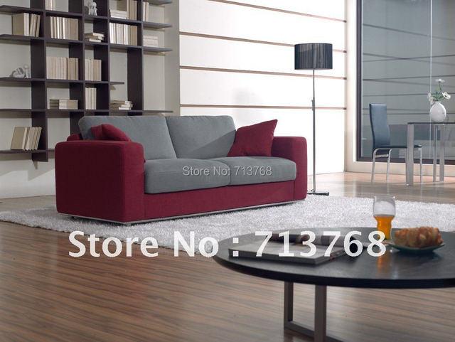 Haute qualité moderne meubles / salon tissu canapé / canapé 3 places ...