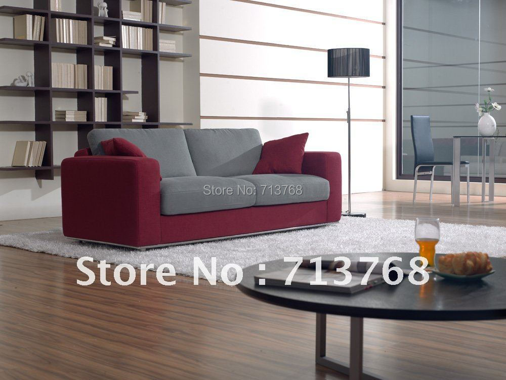 high quality modern furniture living room fabric sofa