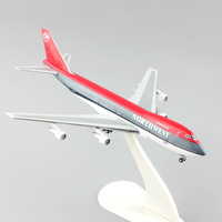 14cm mini scale Schuco Northwest Airlines Boeing 747 Air plane metal aircraft diecast models collectile miniatures Toys for boys