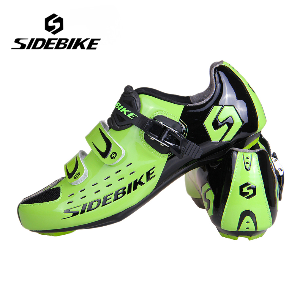 SIDEBIKE Men Women Road Cycling Shoes Bicycle Athletic Shoes Mountain Bike Racing Sports Riding Sapatilha Size 40-46 цена 2017