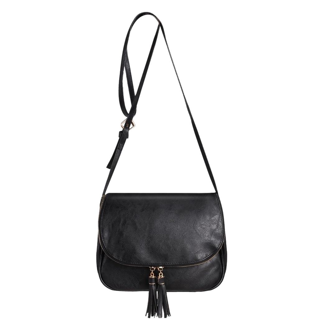 Fashion Women Handbag Shoulder Bag Messenger Satchel Purse women floral leather shoulder bag new 2017 girls clutch shoulder bags women satchel handbag women bolsa messenger bag
