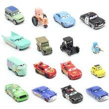 Rare Models 1:55 Disney Pixar Cars Metal Car Toy Lightning McQueen Diecast Alloy Car Toy Birthdays Gift For Kids