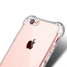 2018 Transparent Protective Shell Shockproof Soft TPU Silicone Coque Phone Case Cover for IPhone X 6 6s IPhone 7 Plus 5 5S SE 8 transparent imd skin soft tpu shell for iphone se 5s 5 butterfly and flower