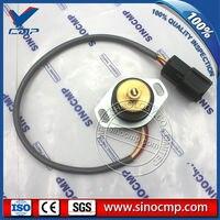 7861-92-4130 PC200-5 Escavadeira Acelerador Localizador  Sensor De montagem para Komatsu