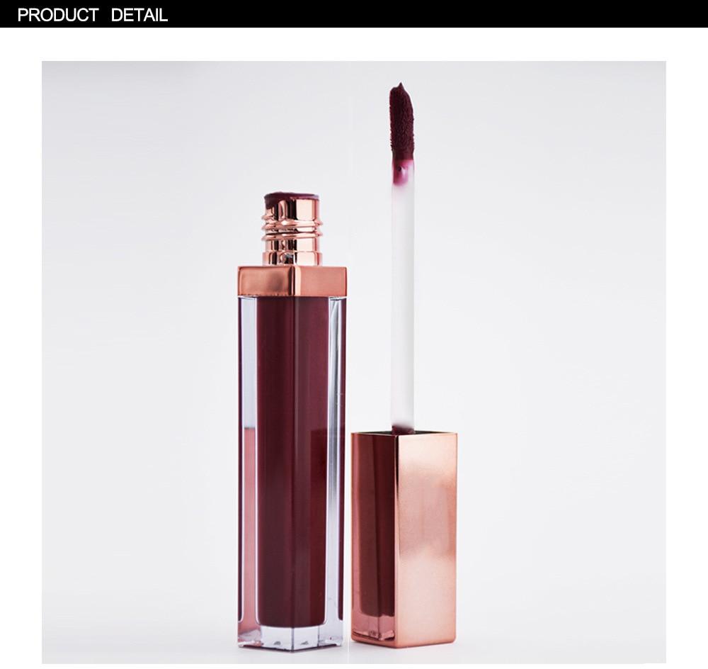 Unique Full Lip Ultra Matte Lipstick 17