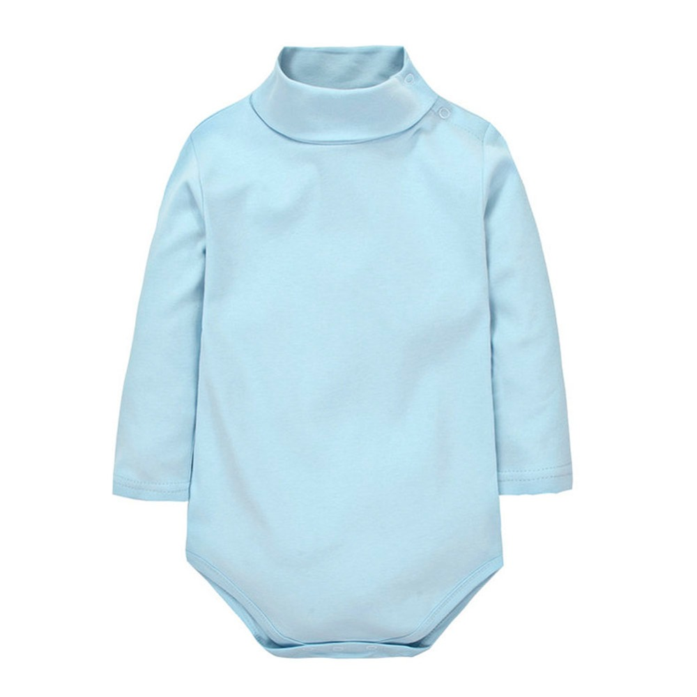 New Newborn Baby Boys Girls Clothes Jumpsuit Long Sleeve Infant Product Solid Turn-Down Collar Romper K01 baby rompers 2016 newborn body baby boy girl clothes jumpsuit long sleeve infant onesie product turn down collar romper costumes