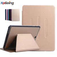 Front Support For Samsung Galaxy Tab S2 9 7 T810 Case Book Flip Folio PU Leather