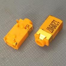 5 sztuk/partia Subwoofer jack złącze portu dla Asus N550 N550JA N550JK N550JV N550LF Q550LF Q551L Q551LN Q552UB 2.5mm gniazdo audio