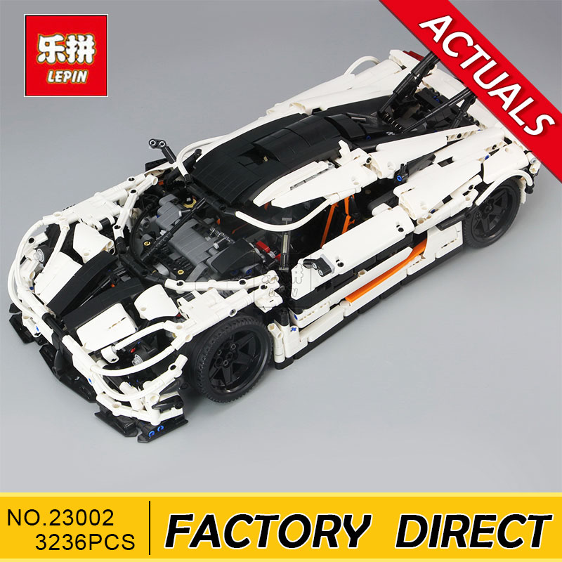 Lepin 23002 3236Pcs Technic Series The MOC-4789 Changing Racing Car Set Children Building Blocks Bricks Educational Toys Model lepin 20076 technic series the mack big