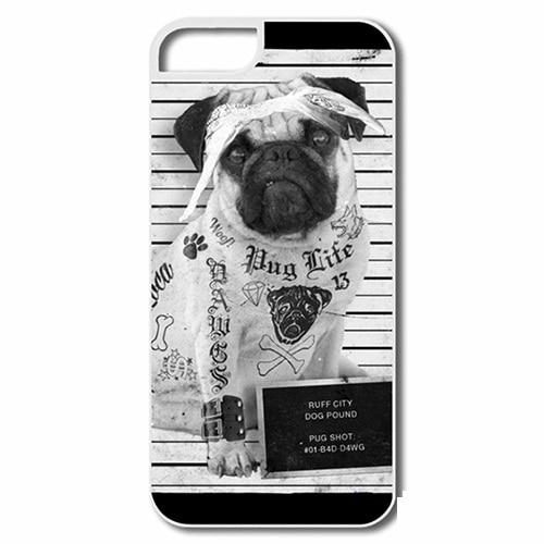 pug life 3 iphone case