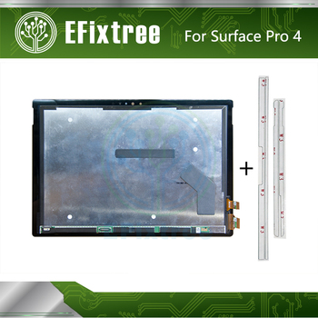 Surface Pro 4 LCD Assembly For Microsoft  (1724) LTN123YL01-006 Screen With Digitzer Display Front Glass