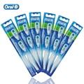 Oral B Cabeças de Escova de Dentes Substituíveis para Ação Cruz Deep Clean 12 Cabeças de escova de Dentes Elétrica Limpa Dupla Compatível/6 Packs