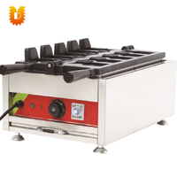 Coréia taiyaki waffle maker/Taiwan China taiyaki waffle que faz a máquina