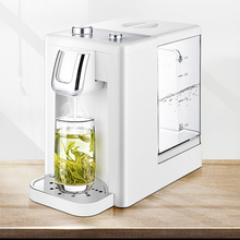 Electric Kettle Desktop Instant Hot Water Drinking Tea Bar Hot Water Dispenser Thermo Pot Mini Water Machine  JRT-111/112 mini water dispenser cooler drinking water fountain hot cold water machine for home office