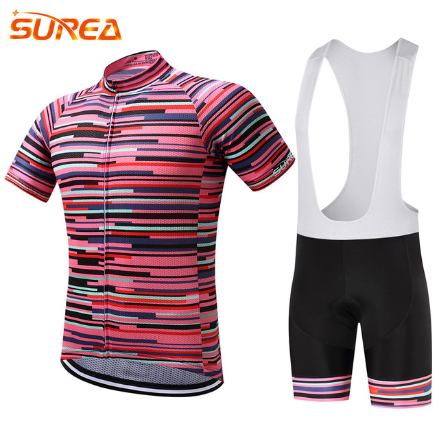 3e87c1ee2 SUREA Brand Leilani Pro Bicycle Wear MTB Cycling Clothing cycling sets Bike  uniform Cycle shirt Summer cycling jersey set
