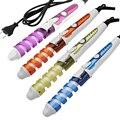 Profissional Elétrica ferramentas de cuidados com os Cabelos styling Modelador de Cabelo Automático Pro Ferros Espiral Magia rolos modelador de cabelo de plástico