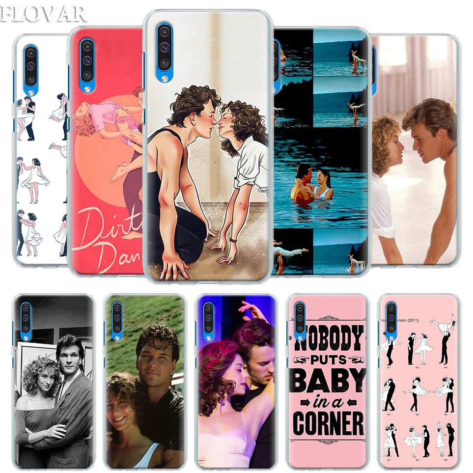 Dirty Dancing Movie Case Cover for Samsung Galaxy A30 A40 A50 A70 A6 A8 Plus A7 A9 2018 M30 Phone Case Coque image