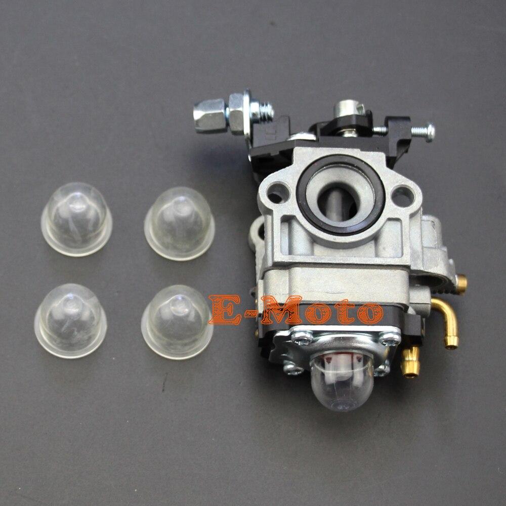 10mm Carburetor for Echo SRM 260S 261S 261SB PAS 260 261 BC4401DW PPT261 Trimmer