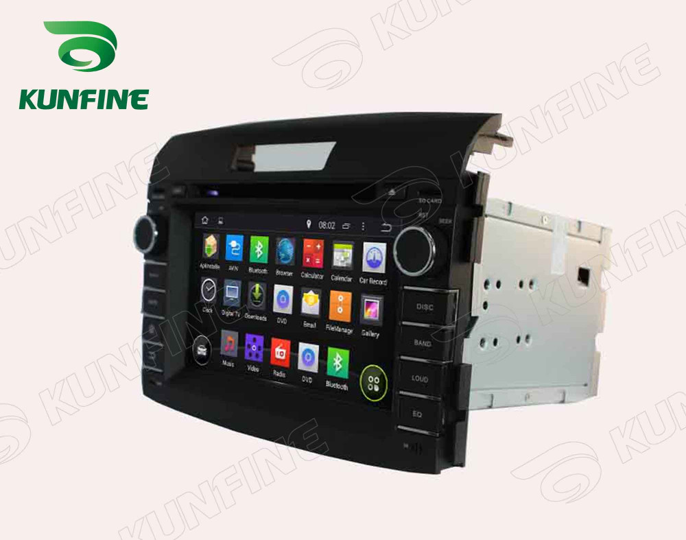 Car dvd GPS Navigation player for CRV 2012 7 inch D