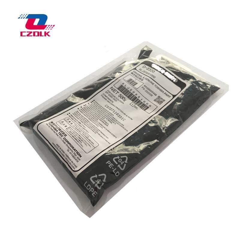 Nuovo Originale D2320 developer per Toshiba E 223 225 243 245 Stampante E18 163 181 500 g/borsa sviluppatore PolvereNuovo Originale D2320 developer per Toshiba E 223 225 243 245 Stampante E18 163 181 500 g/borsa sviluppatore Polvere