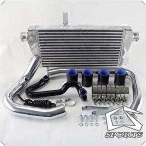 Image 1 - Комплект интеркулера с передним креплением, алюминиевая труба подходит для 96 01 V * W P * ASSAT A * UDI A4 B5 1,8 T