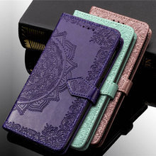 Cover sFor Samsung Galaxy A3 A5 2017 Stand cell Phone Case Luxury Leather Flip Cover mobile Case For Samsung A7 A8 A9 2018 Coque(China)