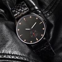 Мужские часы лучший бренд взлетно посадочной полосы роскошный Европейский Дизайн Кварцевые наручные часы S0925