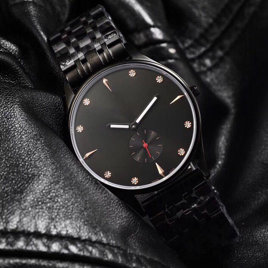 Mens Watches Top Brand Runway Luxury European Design Quartz Wristwatches S0925 цена и фото