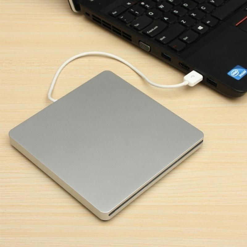 External USB 2.0 optical driver BD-ROM CD/DVD/VCD DVD-ROM 8X CD-ROM write For