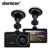 Фотография Denicer Dash Cam Full HD 1080P Car Vehicle Video Recorder Registrator Camera 170 Degree Wide Angle Auto DVR With Night Vision