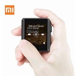 Original Xiaomi MP3 Mijia M0 Music Player Mini Portable HD Touch Screen Bluetooth 4.1 Metal HIFI MP3 Hi-Res Portable Player