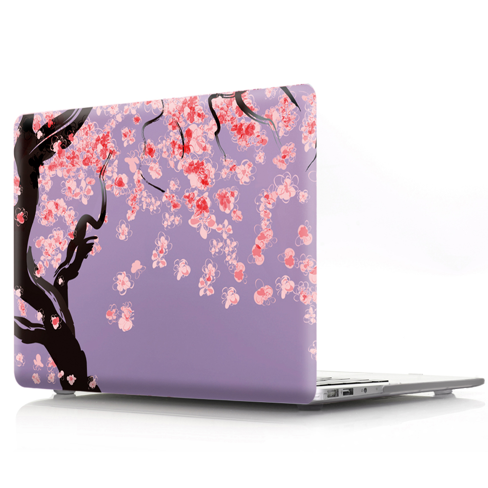 Image 3 - flower color printing notebook case for Macbook Air 11 13 Pro Retina 12 13 15 inch Colors Touch Bar New Pro 13 15  New Air 13-in Laptop Bags & Cases from Computer & Office