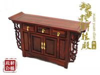 Regulus Redwood Ming And Qing Dynasties Temple Miniature Model Of Classical Furniture Rosewood Little Alice