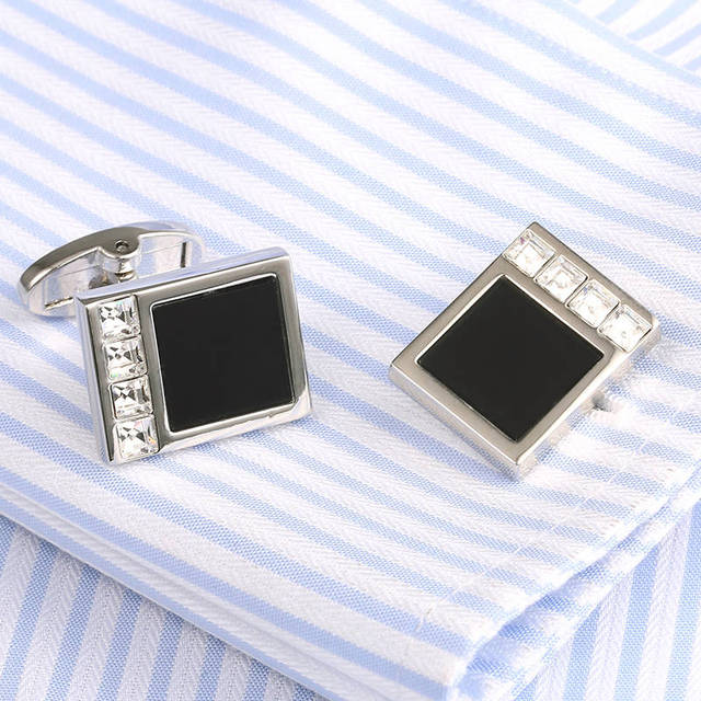 Vagula Lawyer Cuff Links French Shirt Cufflinks Silver Gemelos 336